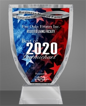 Best of Best 2020 Fair Oaks Estates